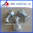 Fasteners grade8.8 Dacron hardware nuts and bolts
