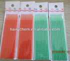 hot selling micro brush for lash extension, 10pcs/bag