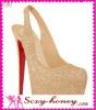 Hot Sale Ladies Elegant High Heel Sandal