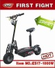 2012 Newest electric scooter with removable battery (ES17-1000W)
