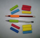 Colorful Fancy Soft Foam Pencil Cap, Plastic Pencile Cap, Rubber Pencile Cap