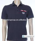 Polo Shirt with embroidery LOGO, Pique cotton 220 gram