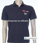 Polo Shirt with embroidery LOGO, Pique cotton 220 gram