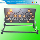 prices of LED solar Arrow Board