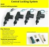 hot....car central locking system 6629-F