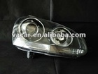 Bi-xenon VW Golf 5 headlamp assembly