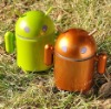 Android Robot Mini Speaker