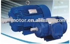 AEEF three-phase totally enclosed and fan-cooled electric motor