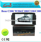 Mercedes Benz W204/C200/ C180/C230/C300 Car DVD with GPS Navigation best price & hot selling