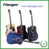 air gutiar with Solid Spruce top nature color