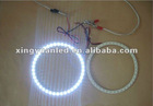 D150 45SMD 3528 Led Car Angel Eyes Halo Ring Light AW1