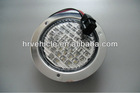 SAE/DOT Approvaled 4'' Round led stop turn tail lamp