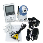 HIGH QUALITY AND BEST PRICE OF 2.4'' TFT LCD 2.4 GHZ WIRELESS VIDEO 2 WAY TALK BABY MONITOR