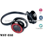 wireless headset with TF card slot