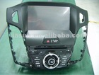 ISUN Car DVD GPS for 2012 FORD FOCUS with digital amplifier