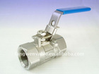 ss ball valve(1 pc type)