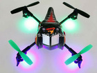 2.4G UFO Newest 4ch Radio Control Helicopter Toy with 4 Axis