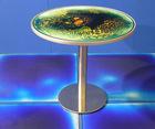 Surfloor Liquid Interactive Multi-touch Table