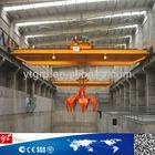 QZ Model Double Girder Overhead Crane,Grab Bucket Overhead Crane