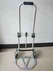 Aluminium tube hand cart/luggage trolley/shopping buggy