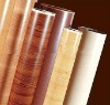 Glue processing line for melamine paper