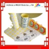 roll adhesive label
