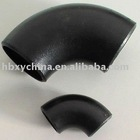 DIN carbon steel forged 90 degree elbow