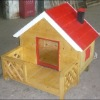 house prefabricated wooden pet house Pet-17