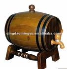 Beer barrel-wooden