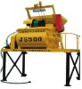 Twin Shaft Concrete Mixer ( JS500 )