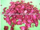 dry red rose leaf