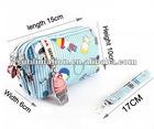 Promotional wholesale Heat transfer printing mobile bag