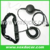 With 3.5mm earphone jack throat mic for Motorola Talkabout T270 T280 T289 T4800 T4900