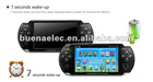 """Facotry price JXD V5200 5"""" Android 2.3 Tablet with Handheld Game Console & Dual Cameras"""