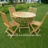 wooden patio furniture W-5S-11
