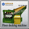 YX 75-200-600 floor decking machine suppliers China