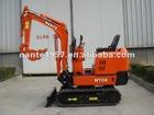 800kg hydraulic crawler mini excavator
