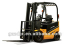 1.6 ton battery forklift with 4 tires of Lonking