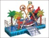 kiddy ride kiddies rides kid's rading pirate ship