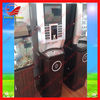 10 Inch Advertisement Bean to Cup Coffee Machine 0086 371 65866393