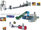 wpc wood plastic pelletize machine