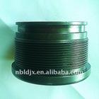 Hydraulic cylinder gland nut