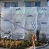 plastic anti-insect net screening