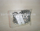 sorter's decorative ball chain curtains