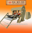 Mechanical leather punching machine
