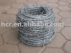 single base galvanized barbed wire in middle east market