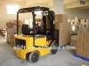 2500kg Four-Wheel Cheap DC/AC Electric Forklift FB25