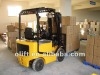 2500kg Four-Wheel Cheap DC/AC Electric Forklift FB25