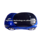 Car Shaped Wireless Computer Mouse