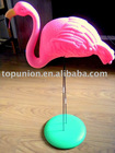 pink flamingo decorations